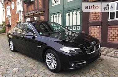 BMW 520 D 2013