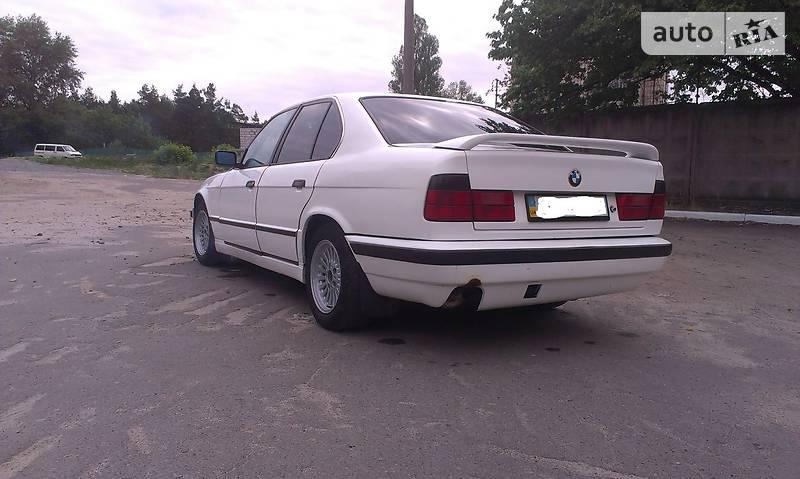 AUTO.RIA – Продам БМВ 520 520i 1991 : 3350$, Киев
