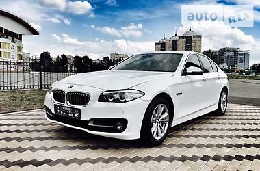 BMW 520 awt 2016