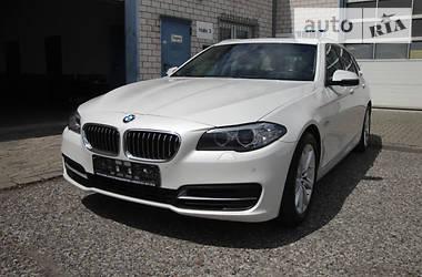 BMW 520 D X-DRIVE 2013