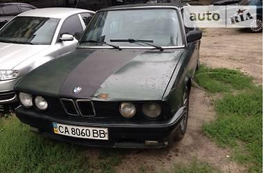 BMW 520 I e28 1986