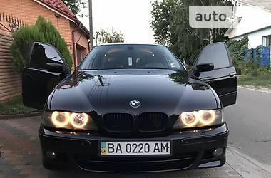 BMW 520 е39 2003