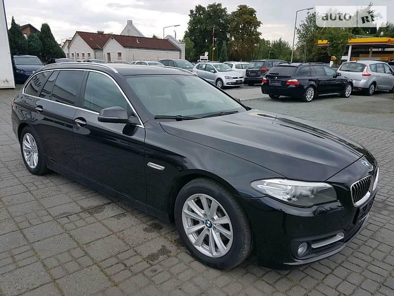 BMW 5 2013 года