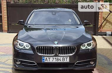 BMW 520 LUXURY  EDITION 2014