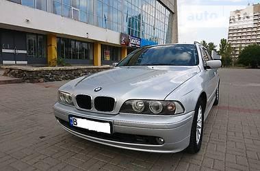 BMW 520 Turing 2001