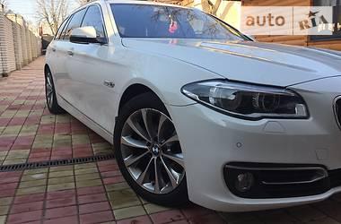 BMW 520 MODERN LINE 2013