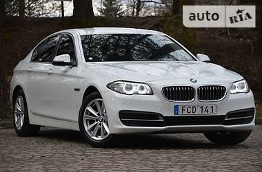 BMW 520 XDrive 2014