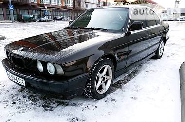 BMW 520 vanos 1989