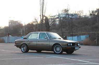 BMW 520  1981