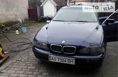 BMW 520 E39 1998