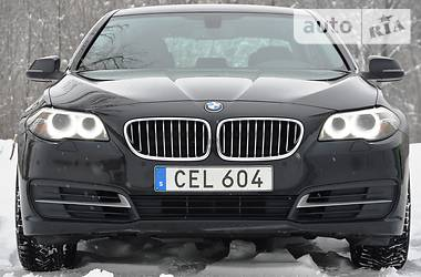 BMW 520 X-Drive 2014