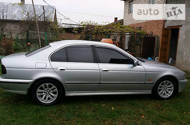 BMW 520 е 39 газ-бензин 1997