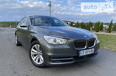 BMW 520 GT 2014