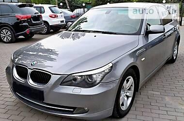 BMW 520 D Official 2008