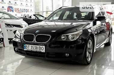 BMW 520 AKPP  2007