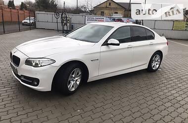BMW 520 BMW 520 2016
