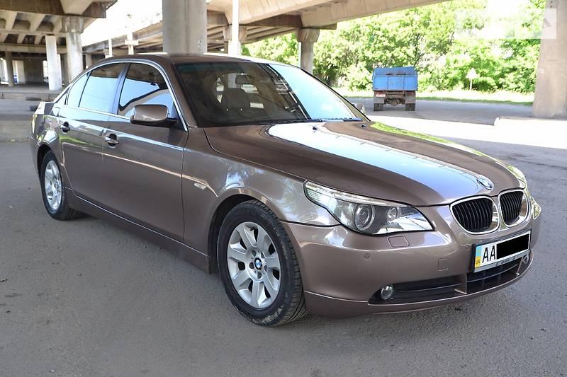 BMW 5 2006 года