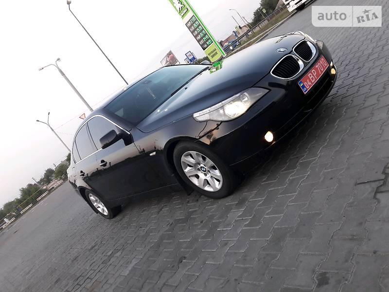 BMW 5 2006 року