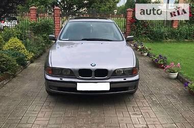 BMW 523 TERMINOVO 1996
