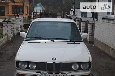 BMW 524  1987