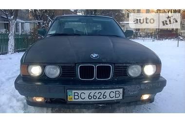BMW 524  1988