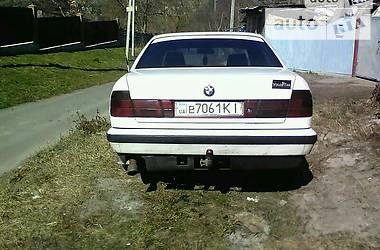 BMW 524 Е34 1989