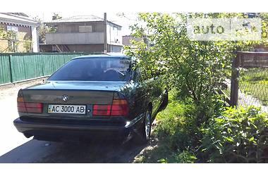 BMW 524  1991