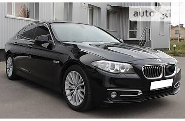 BMW 525 Xdrive Luxury 4X4 2015