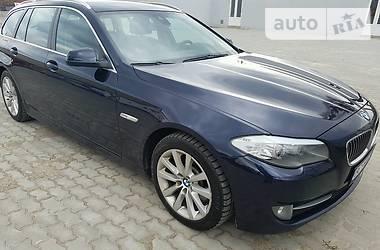 BMW 525 d x-drive 2012