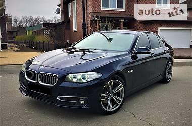 BMW 525 d xDrive AWT 2014