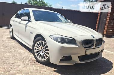 BMW 525 TD 2012