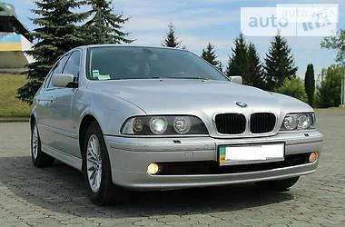 BMW 525 d 2002