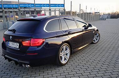 BMW 525 X-drive M-пакет 2013