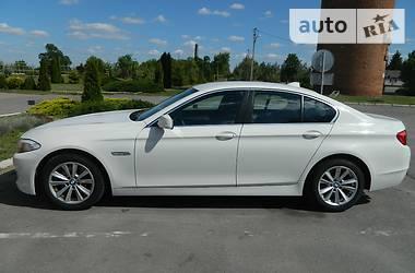 BMW 525 X-drive 218 к.с 2012