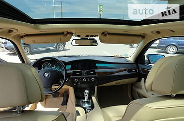 BMW 525 INDIVIDUAL 2009