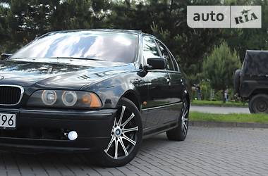 BMW 525  COMMON RAIL 2003