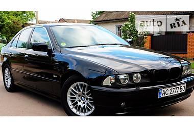 BMW 525 Recaro Clima TV 2003