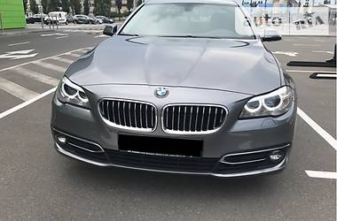 BMW 525 525d x-drive Luxury 2015