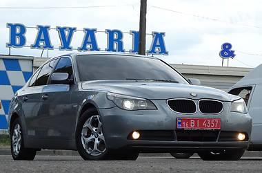 BMW 525 OYL.SOSTOYNIE 2004