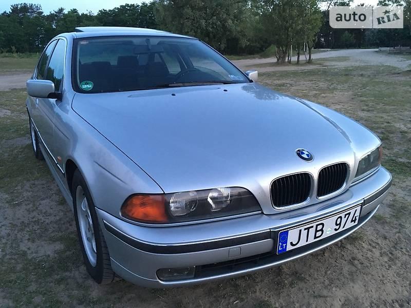 BMW - 5er (E39) - 525 tds (143 Hp) - Технически ...