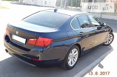 BMW 525 Xdrive 2012