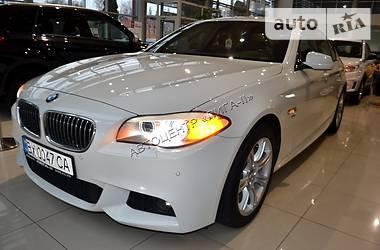 BMW 525 4WD X-DRIVE M-ПAKET  2012