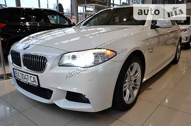 BMW 525 X-DRIVE 4WD M-ПAKET 2012