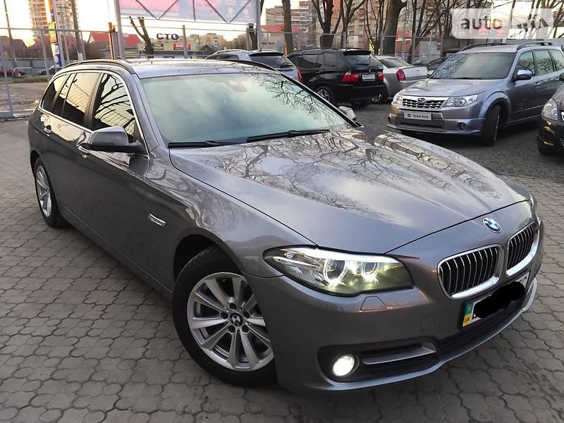 BMW 5 2014 року