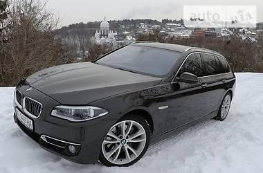 BMW 525 xDrive Restyling 2013