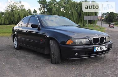 BMW 525 d E39 2002