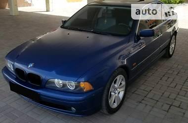 BMW 525 E39 525D 2002