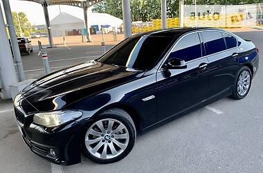 BMW 525 dXdrive LUXURY LINE 2014