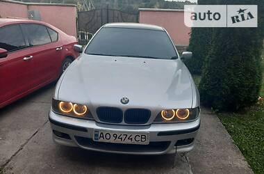 BMW 525 M Paket 2000