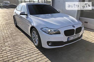 BMW 525 525d 2013